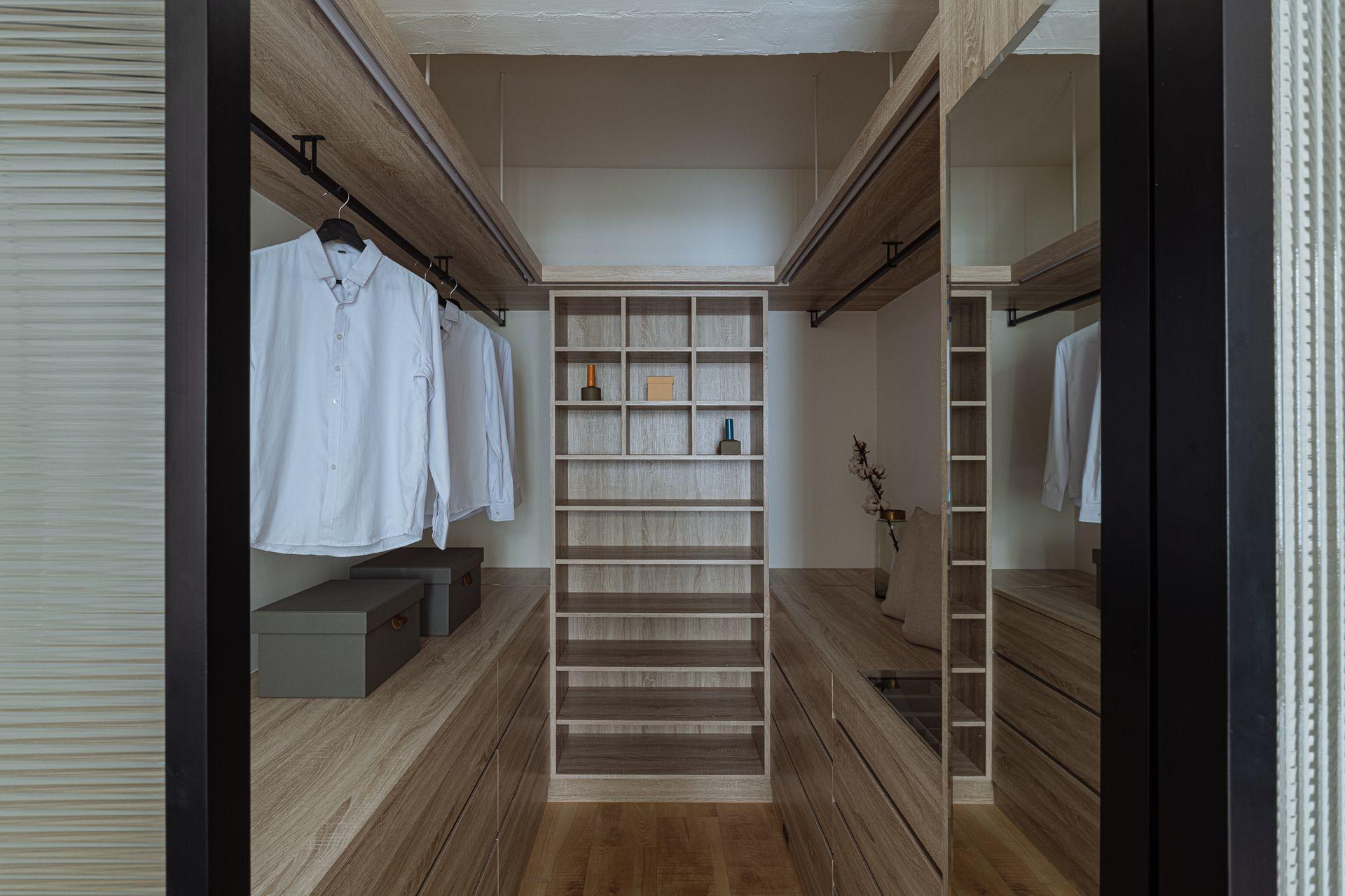 Dressing room,Loft