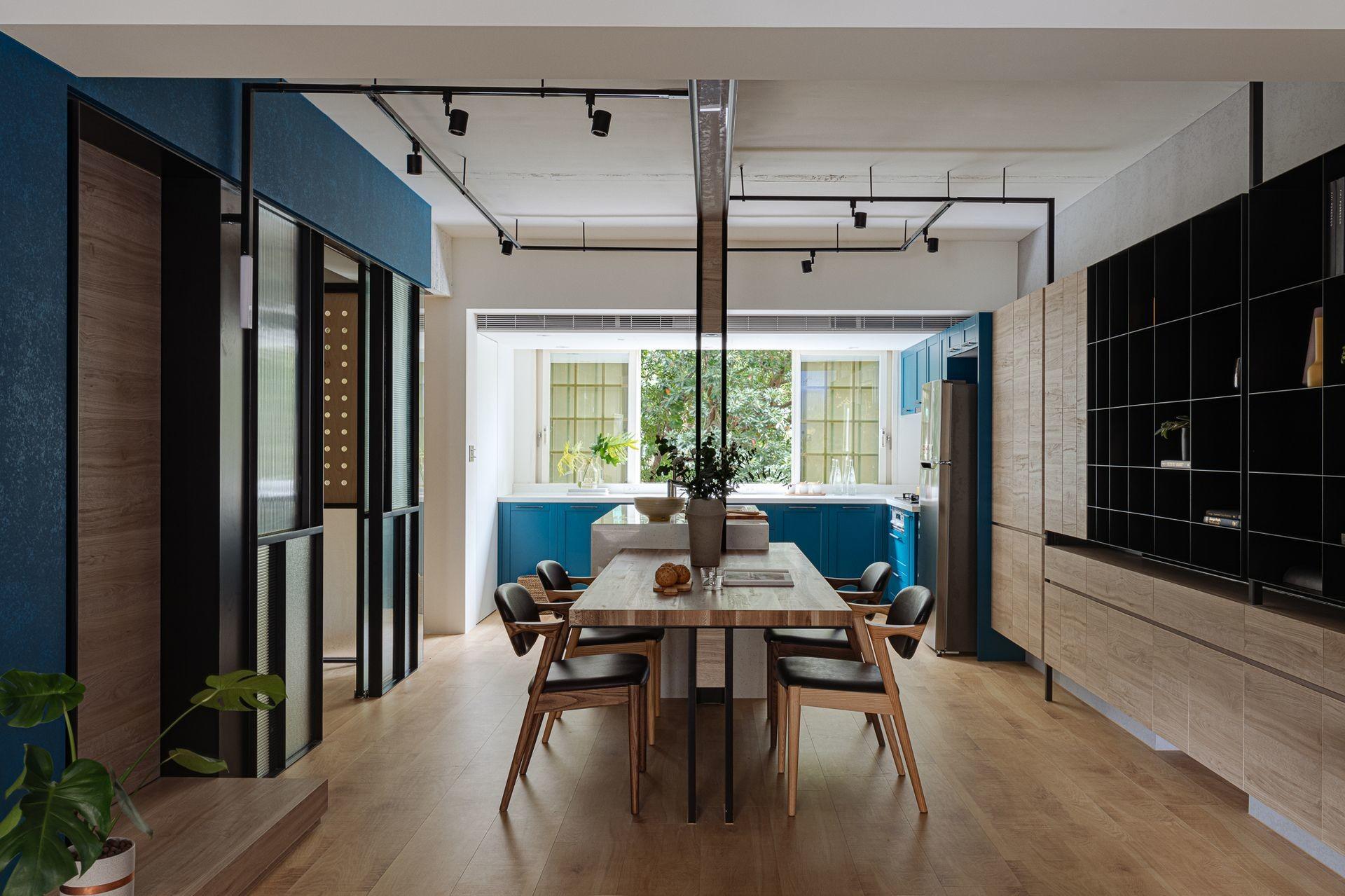 Dining room,Loft