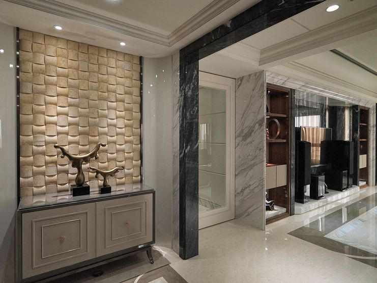 Vestibule,Classical