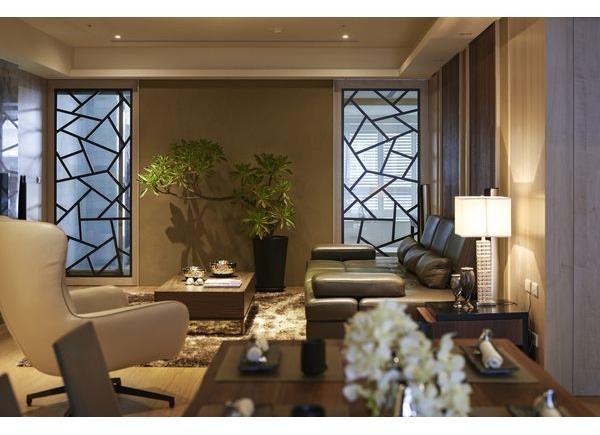 自然素材質感打造退休舒活宅
