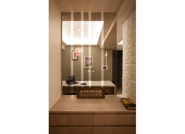 室內設計-壁飾儲櫃5