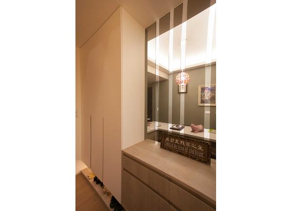 室內設計-壁飾儲櫃6