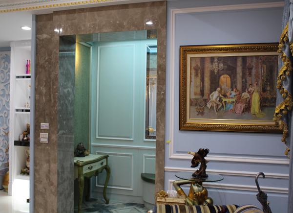 室內設計-壁飾儲櫃4