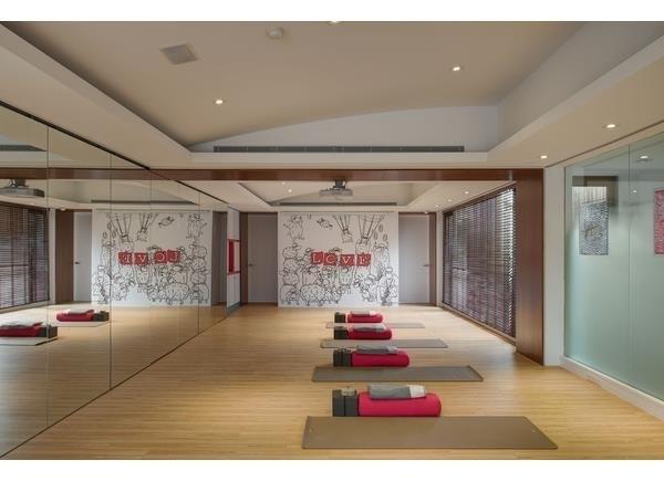 禾馨婦產科-瑜珈教室(藝文空間)